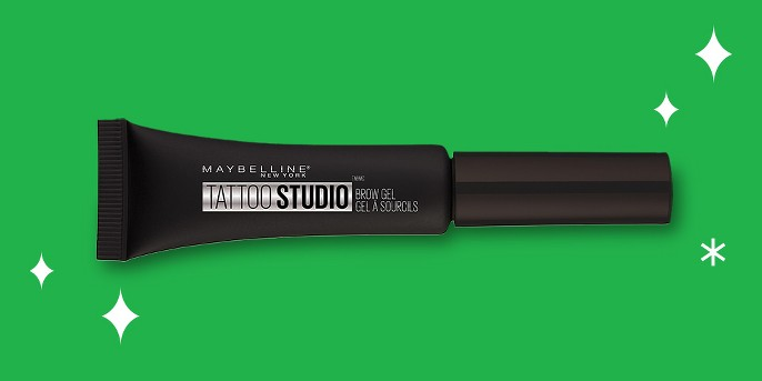 Maybelline TattooStudio Waterproof Eyebrow Gel 0.23 - fl oz
