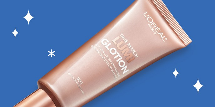 L'Oréal Paris True Match Lumi Glotion natural glow enhancer Medium - 1.35 fl oz.