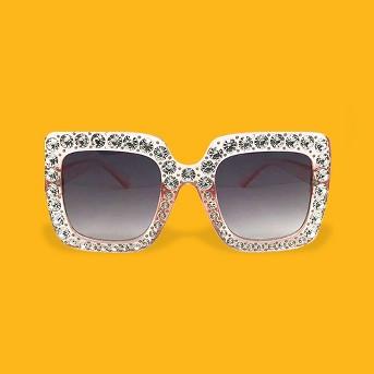 Women's Square Sunglasses - Wild Fable™ Pink
