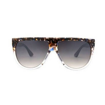 Women's Smoke Sunglasses - Wild Fable™ Brown