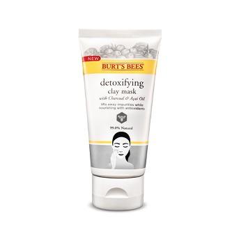 Burt's Bees Detoxifying Clay Mask - 2.5oz