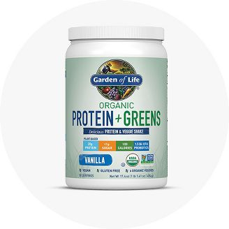 Protein Powders : Target