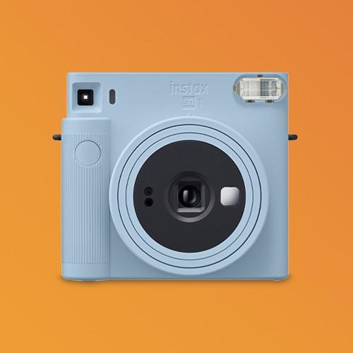 Fujifilm Instax Square SQ1 Camera - Blue