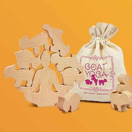 Goat Yoga Building Set
