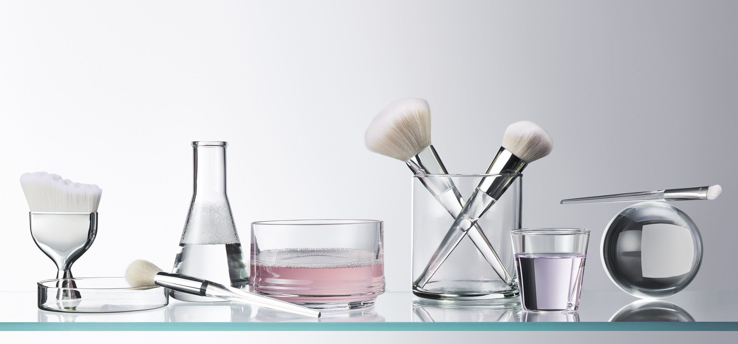 mac makeup brushes how to clean