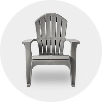 Charming Adirondack Chairs