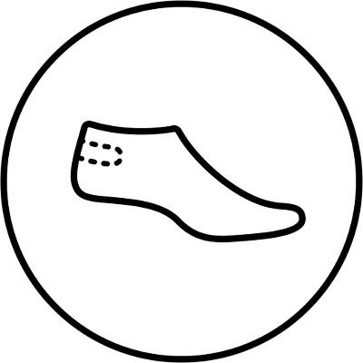 Gel-Heel Grip