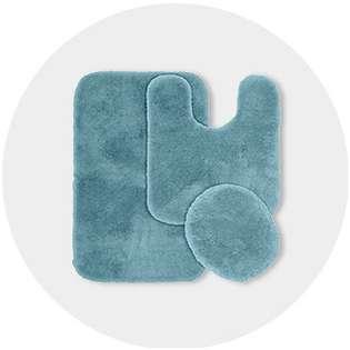 Bathroom Rugs & Mats : Target