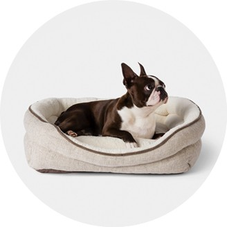 boot and barkley dog bed