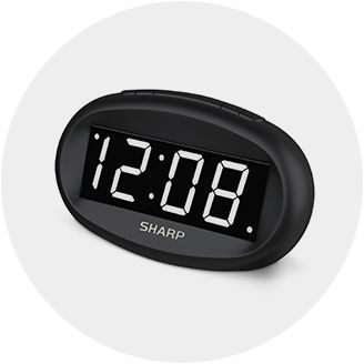 Sharper Image Alarm Clocks Digital Clocks Target