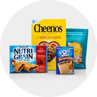 Food & Beverage : Target