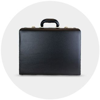 a1ef873c7f66 Briefcases · Character Luggage   Bags · Duffels   Weekenders · Garment Bags