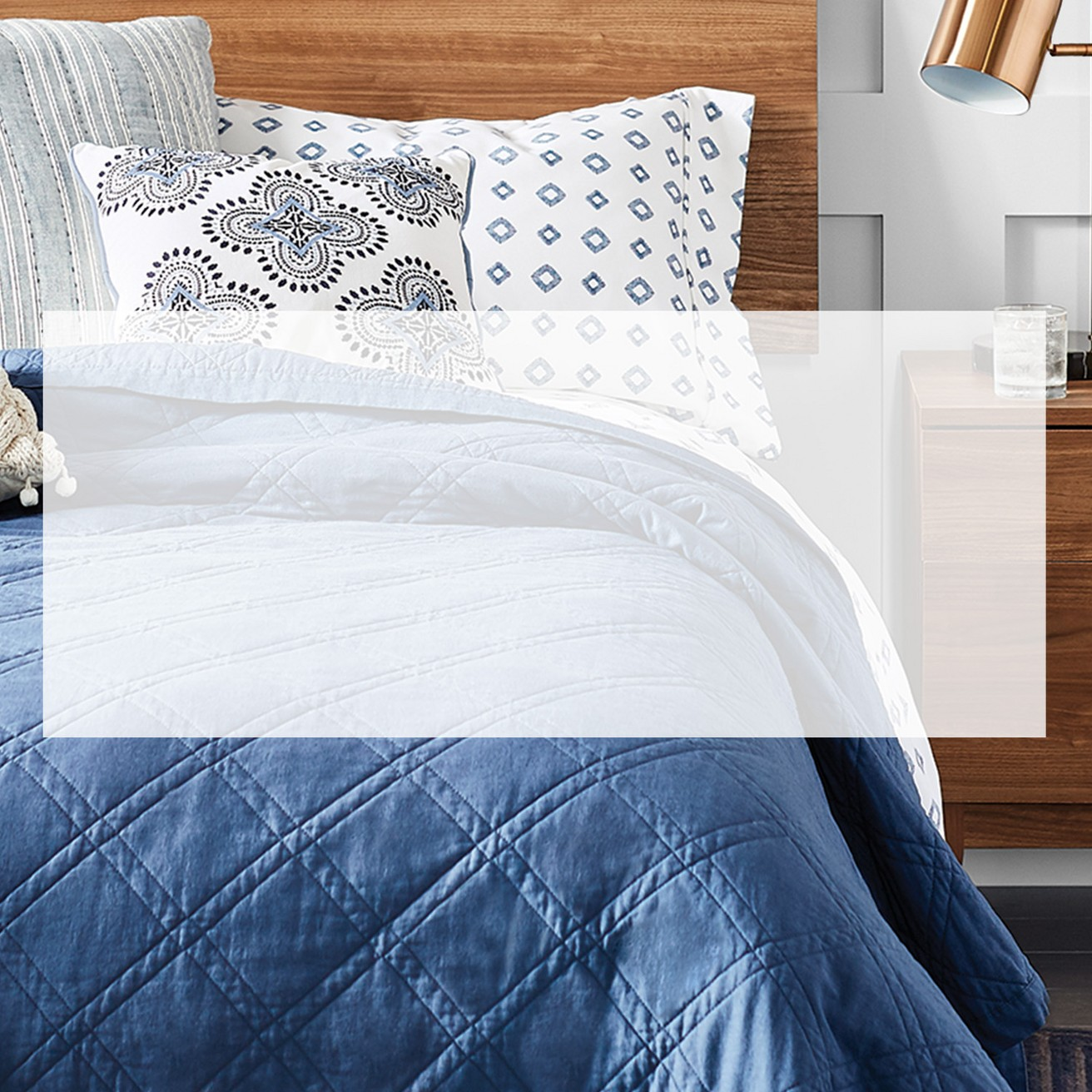 Bedding style coupons