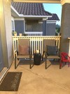 Sling Stacking Patio Chair Threshold Target