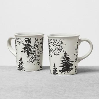 2pk Stoneware Mug Trees - Hearth & Hand™ with Magnolia