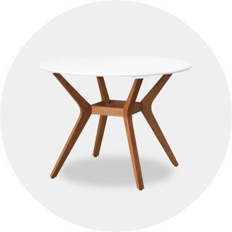 Mid Century Modern Dining Room Tables Target