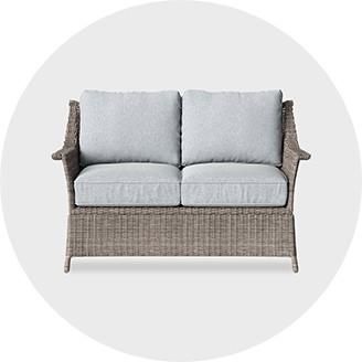 Outdoor Sofas Loveseats Target