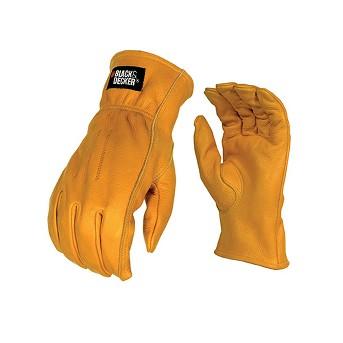 Black & Decker BD555 Leather Work Glove
