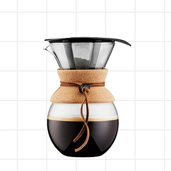 Bodum 8 Cup Pour-Over Coffee Maker