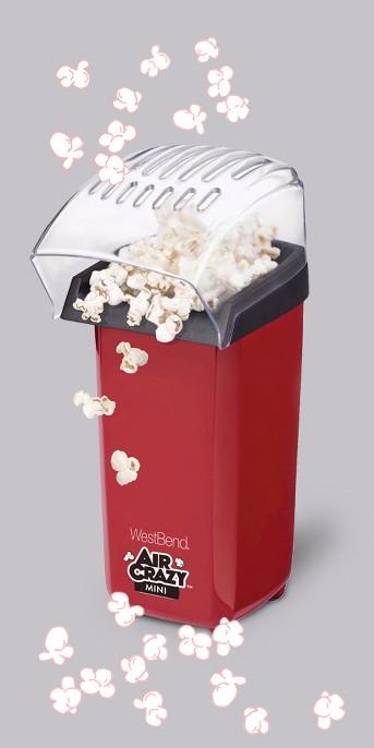 West Bend Air Crazy Mini Popcorn Maker Machine