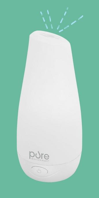 Aromatherapy Oil Diffuser 8.2