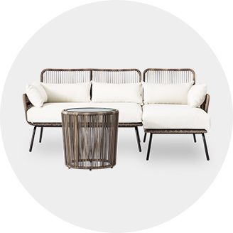 All Patio Furniture Conversation Sets