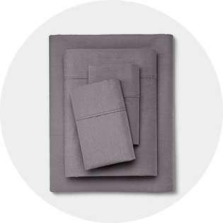 Navy 9905 California King Royale Home 200 Thread Count Cotton Rich Sheet Set