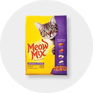 Target cat food