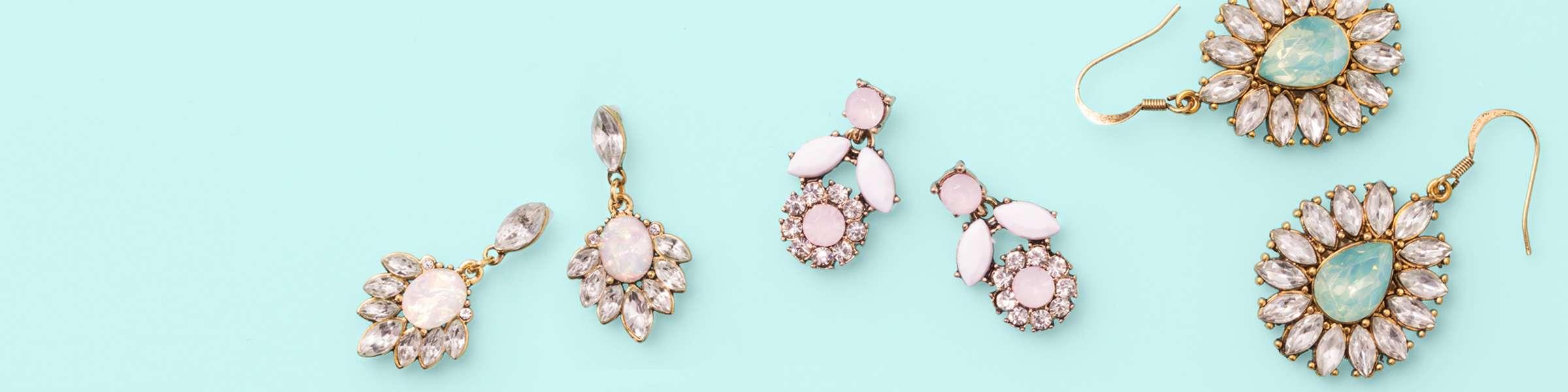 Be Bold Shop Statement Earrings