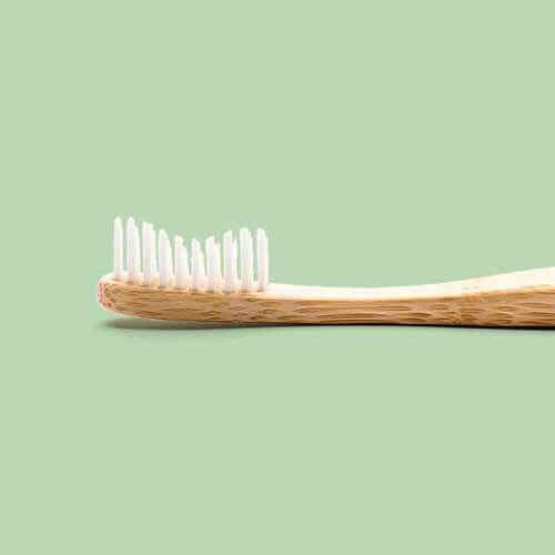 The Humble Co. Adult White Soft Toothbrush