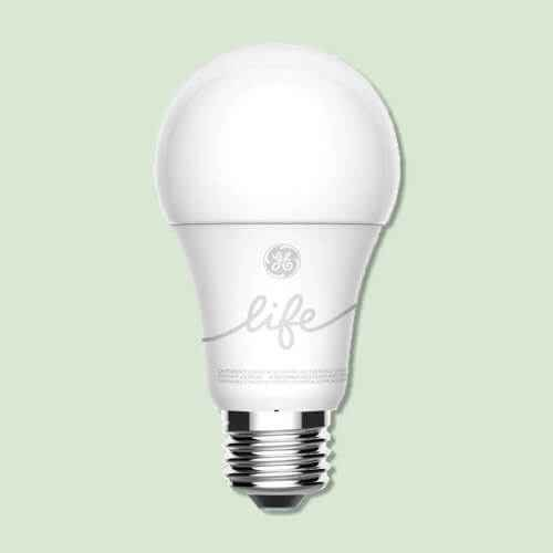 General Electric 2pk C Life Aline A19 LED Bulb White