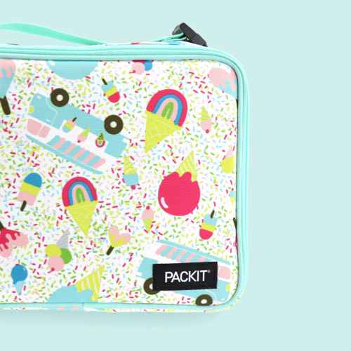 Packit Freezable Classic Lunch Sack - Sprinkle City