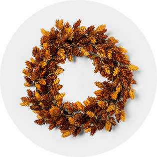 Non Christmas Winter Wreaths.Wreaths Target
