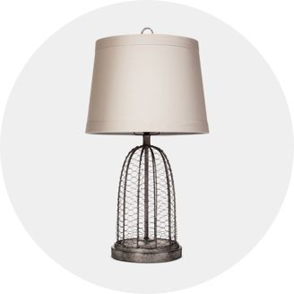Farmhouse Table Lamps Target