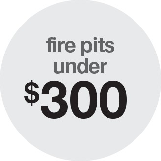 Captivating ... Fire Pits Under $300