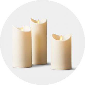 Flameless Candles & Battery Candles : Target
