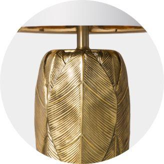Antique Brass Gold Dimmer Desk Table Lamp Bedside Home Lighting Home, Furniture & DIY Large Chrome Home Lighting