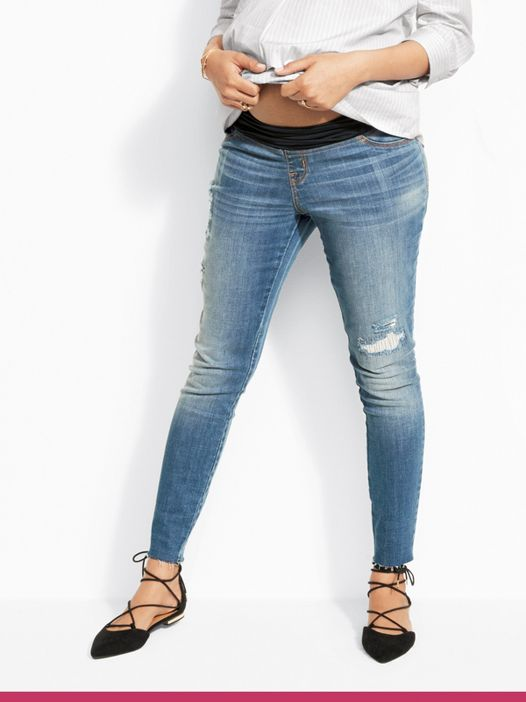 Target Maternity Jeans