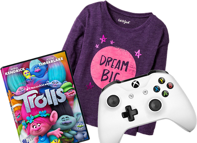 Kids Wish List Tar