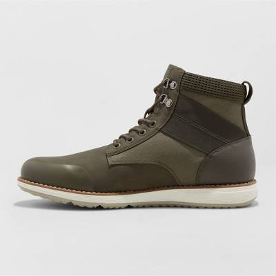 Men's Phil Casual Fashion Boots - Goodfellow & Co™ Olive