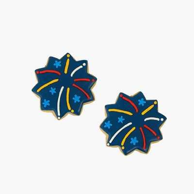 Decocookies Fireworks Cookie - 2.12oz
