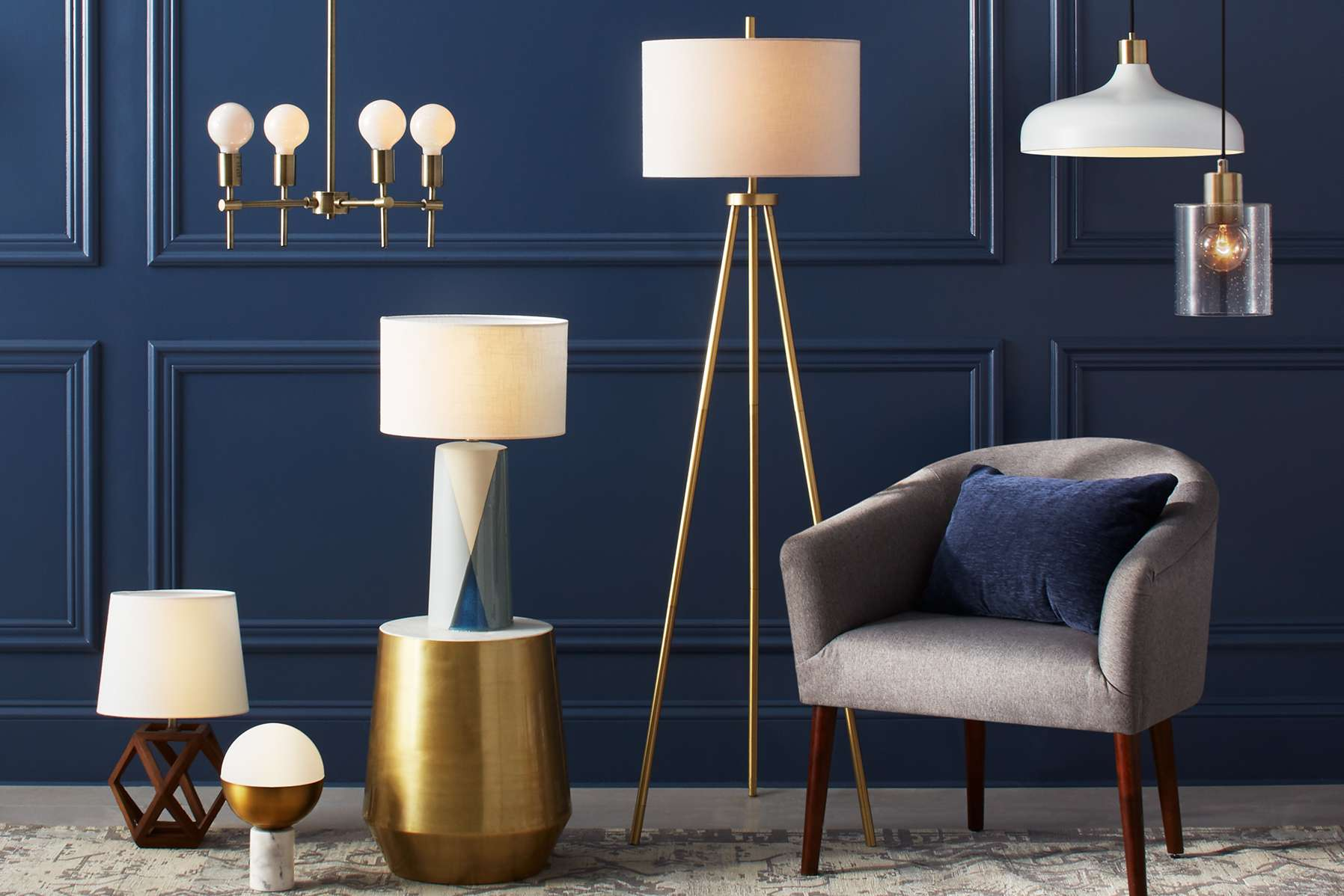 Lamps lighting target - Contemporary floor lamps for your modern style at house ...