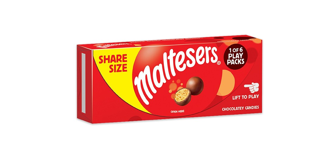 Maltesers Share Size Theater Box Chocolate Candies - 2.8oz