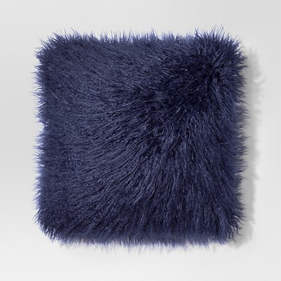 Mongolian Faux Fur Throw Pillow - Project 62™