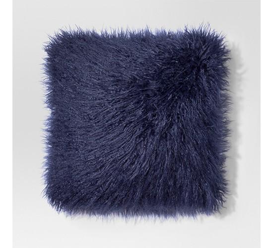 Mongolian Faux Fur Throw Pillow - Project 62™