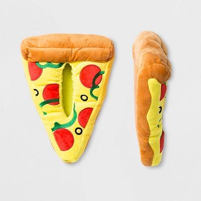 Kids' Pizza Bootie Slippers - Cat & Jack™ Yellow