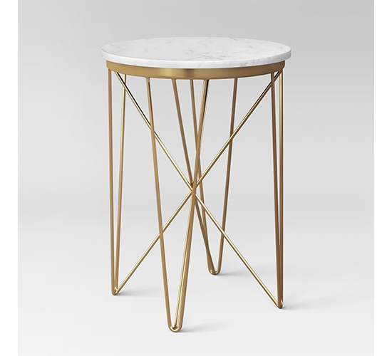 Marble Top Round Table - Project 62™