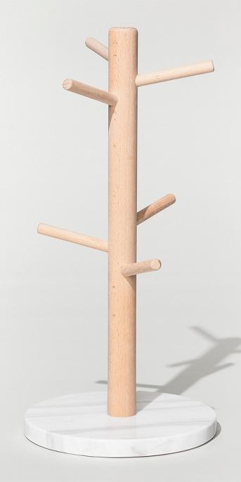 Marble Mug Rack White - Threshold™