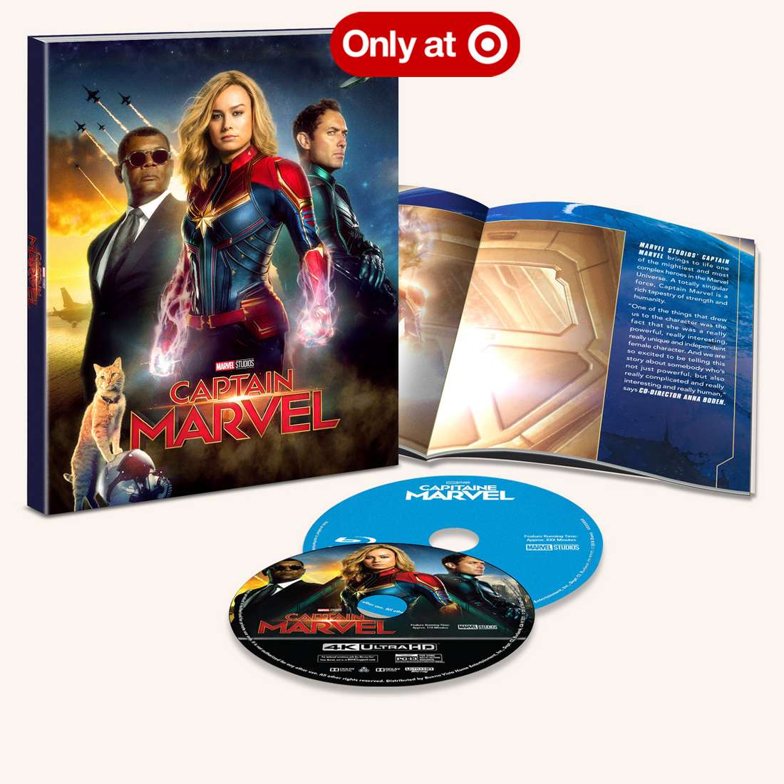 Marvel Studios: Captain Marvel