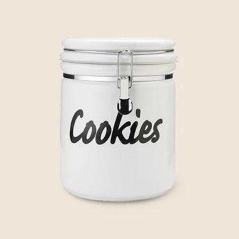 Jumbo Round Cookie Jar